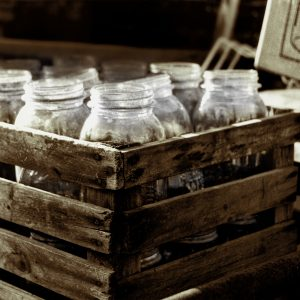 1091 Antique Bottles