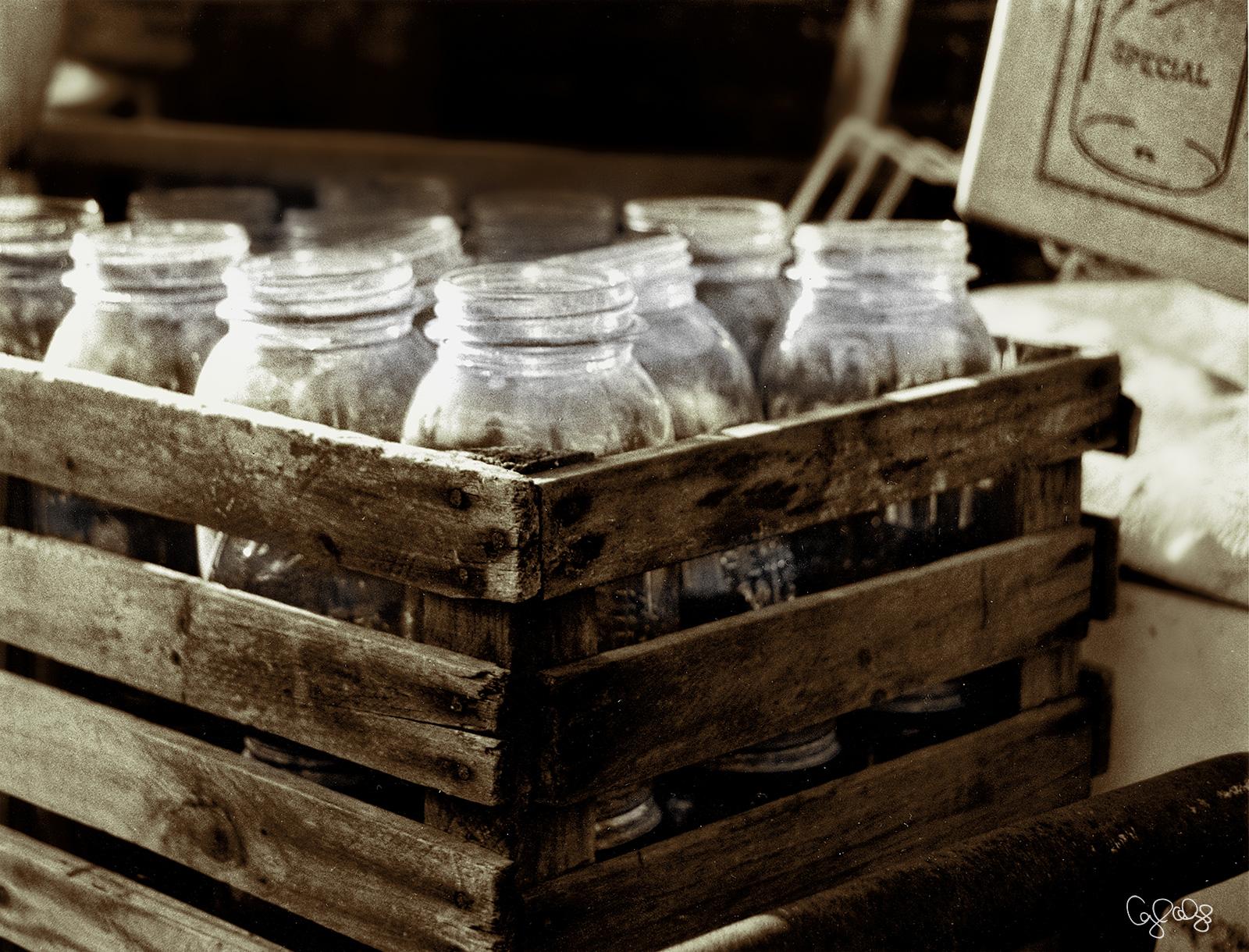 1091 Antique Bottles