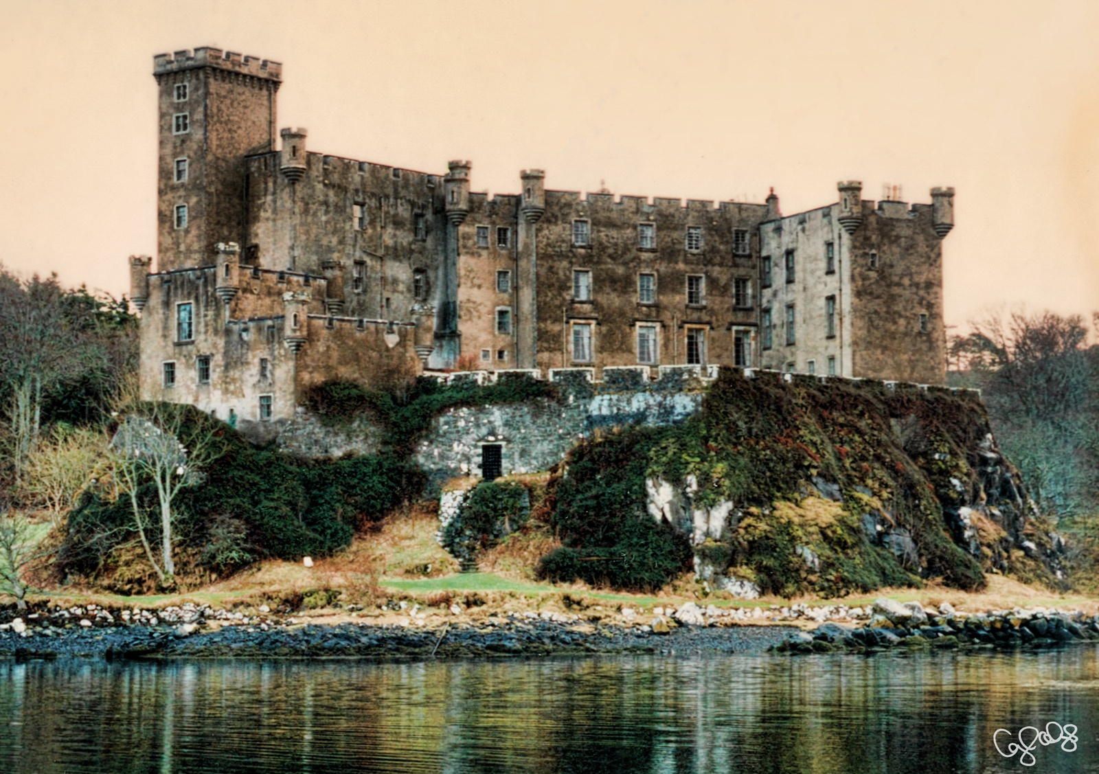 2001 Dunvegan Castle